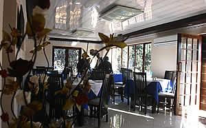 Enjoy the warm ambience and classy style of Midrand Global Guest House Restaurant